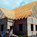 Строительство новой крыши или замена старой на новую
